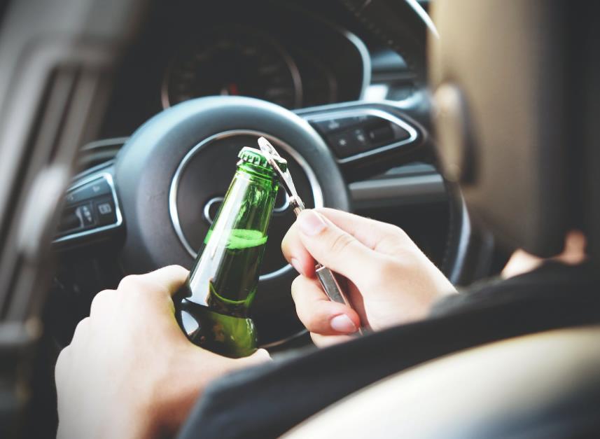 Пиво за рулём