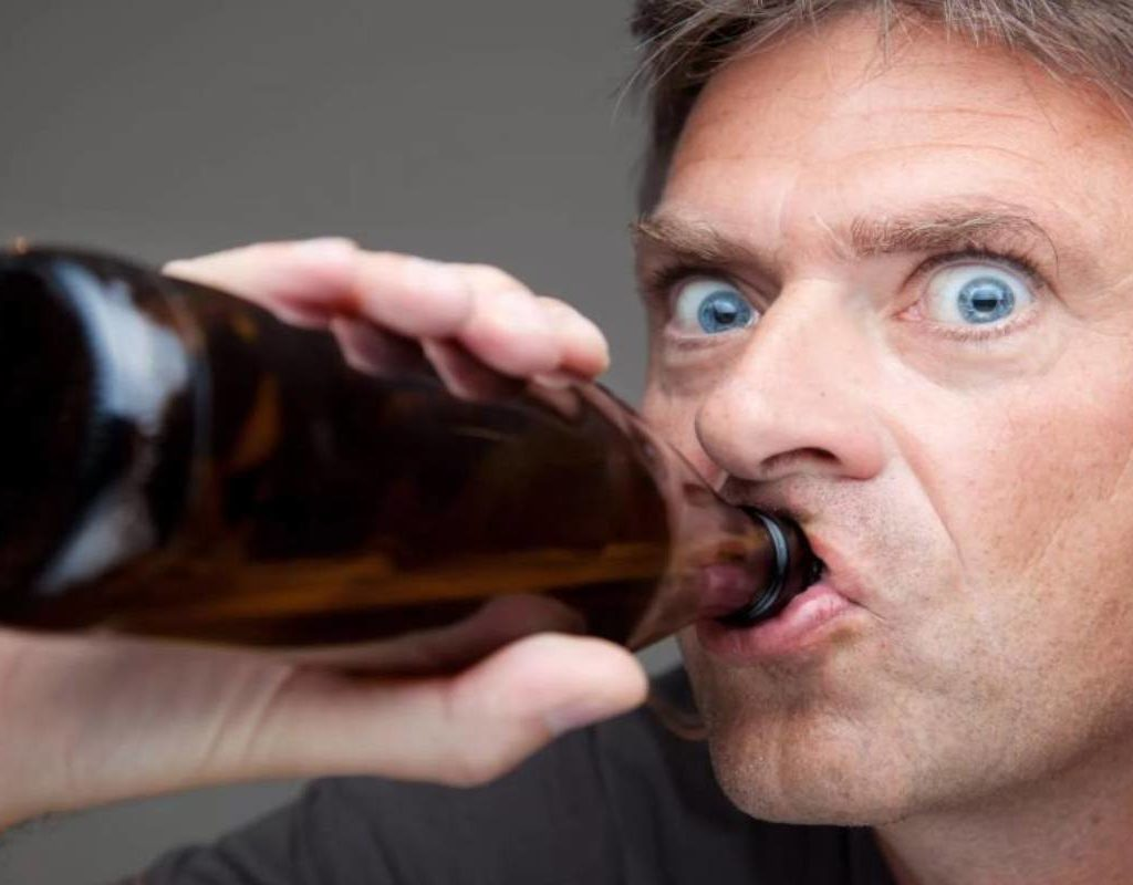 Какая нация наиболее слаба на выпивку