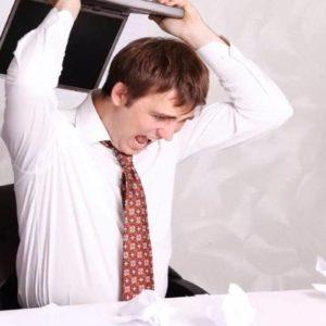 Нервная работа и алкоголь