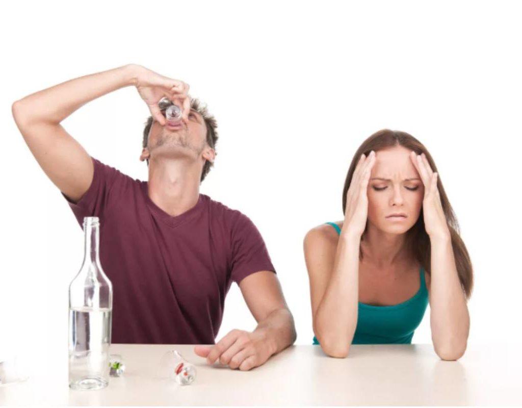 Дочери алкоголиков