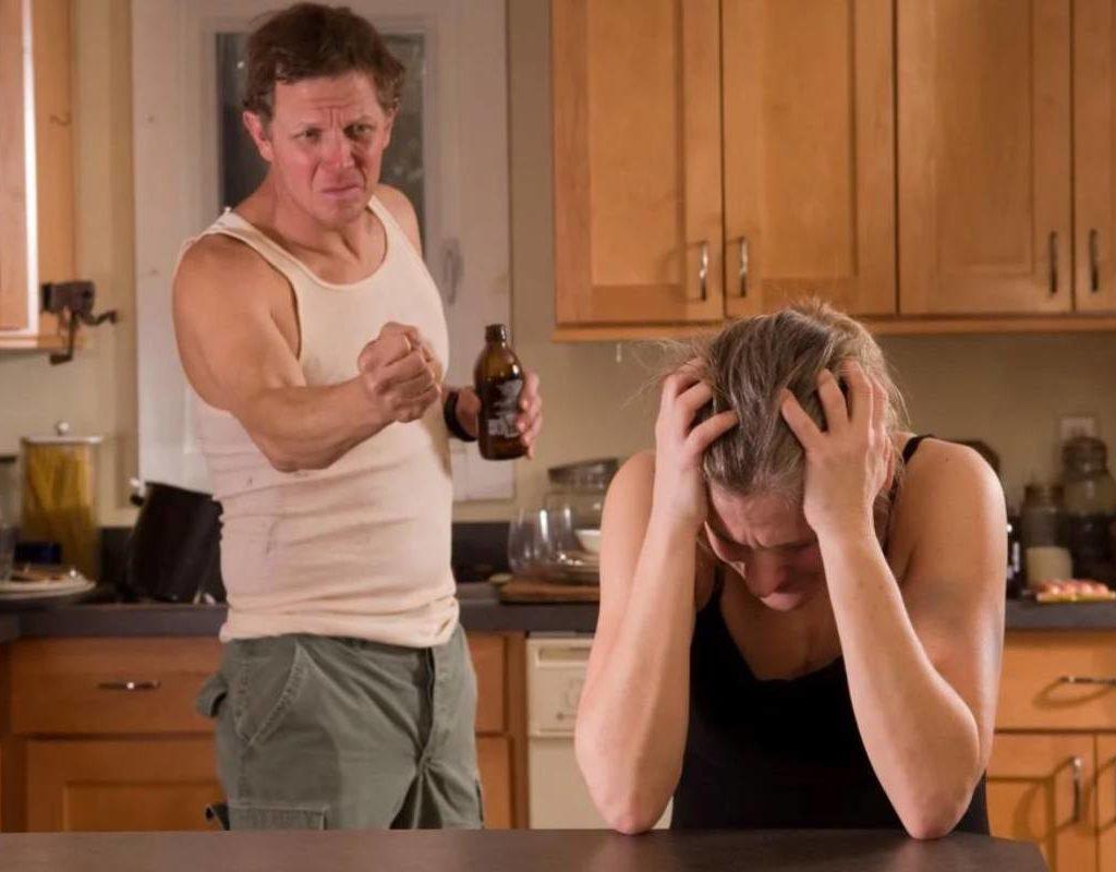 Что делать если муж пьёт?