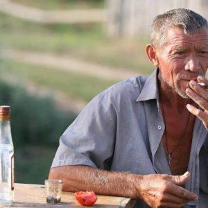 Алкоголь в пожилом возрасте