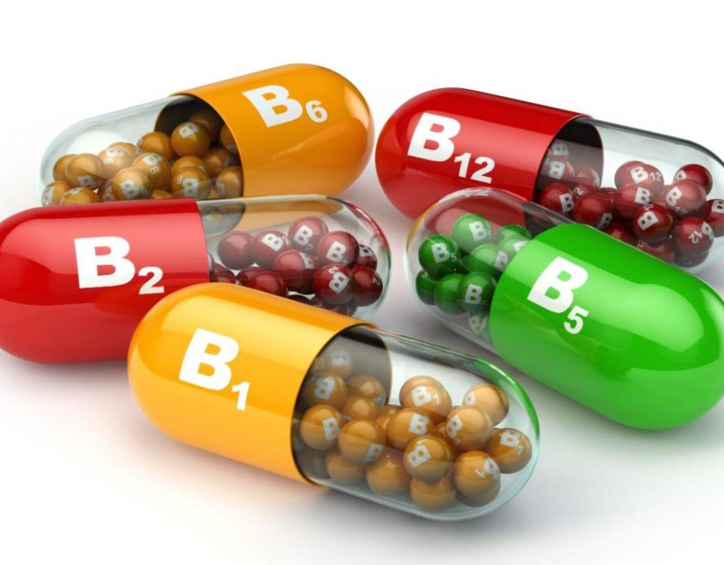 Пора принимать витамины